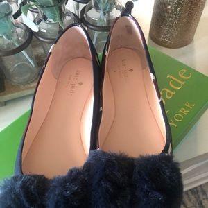 Kate spade shoes fox print